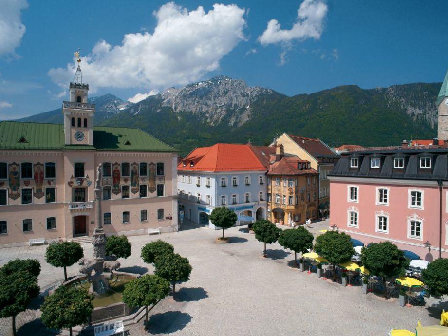 Ferienwohnung Edenhart, Berchtesgadener Land  Herr Heinz