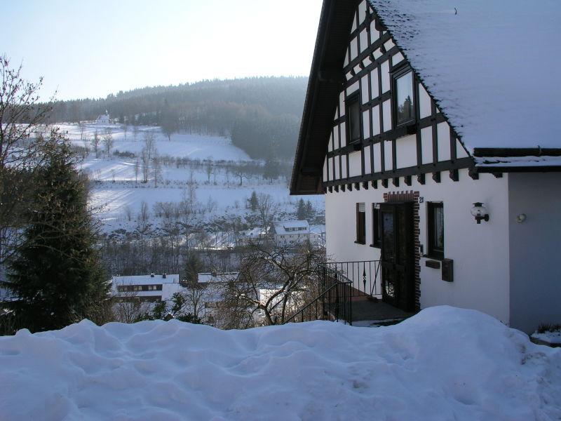 Holiday apartment Haus Eichenhöh