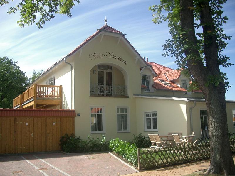 Ferienwohnung Villa Seestern