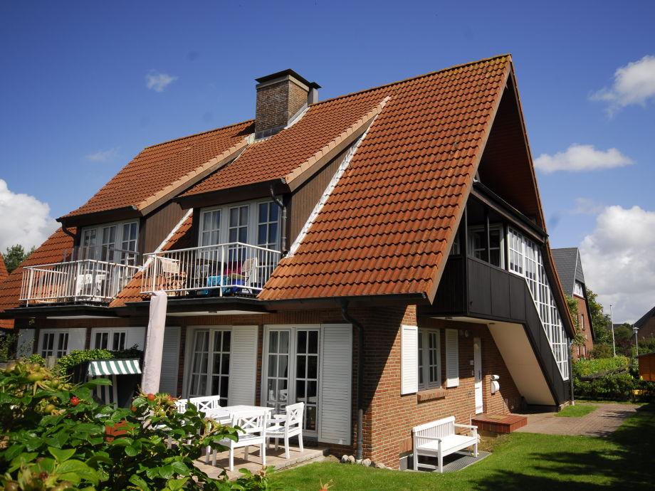 Außenaufnahme Haus Südstrand Appt. 12