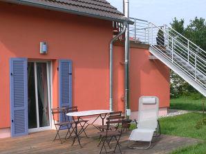 Ferienhaus Perspektive Usedom