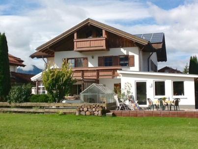 Herzstück im Haus Schlossblick