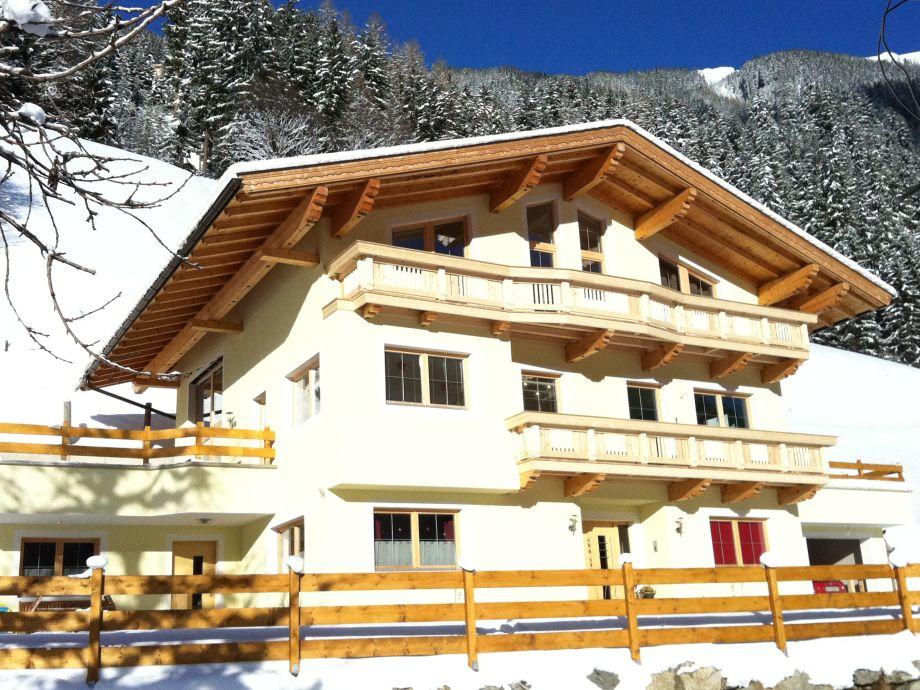 Ferienwohnung Appartment Katharina im Winter