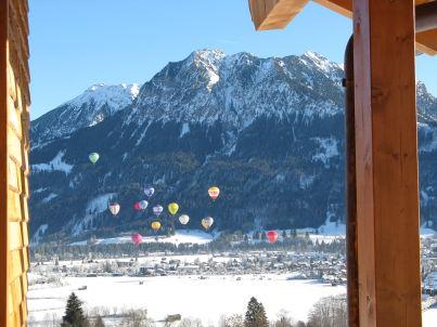 Oberstdorfer Traumblick - Alpenstern