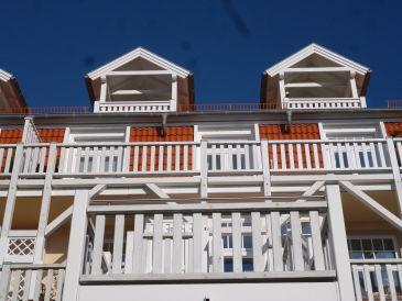 Ferienwohnung App. Haus Strandstr. 14 WE 14