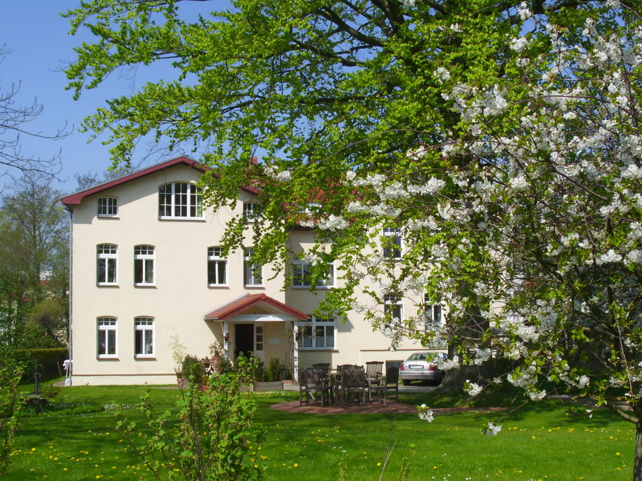Frühling im Landhaus Bülow