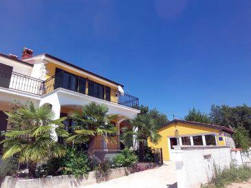 Swimmingpool-Villa Tri Palme