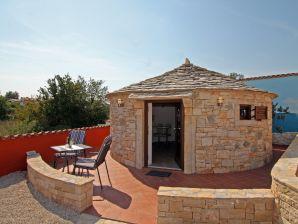 Ferienwohnung in der Swimmingpool-Villa Anja