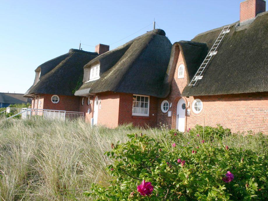 """Die """"Sylt Pur"""" Häuser auf der Düne"""