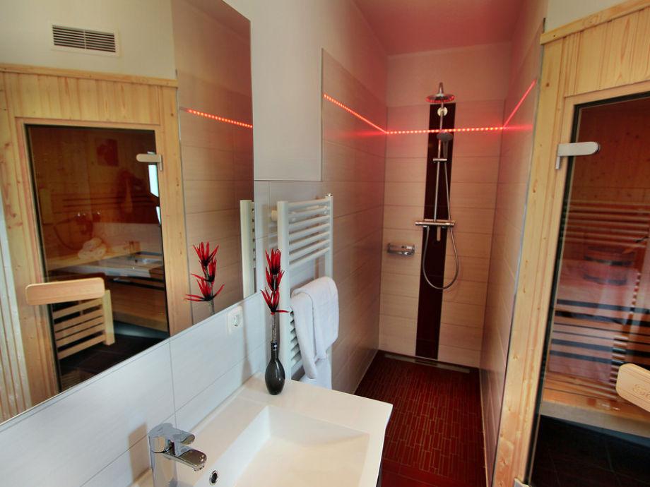 ferienhaus villa casanova wellnessverf hrung pur. Black Bedroom Furniture Sets. Home Design Ideas