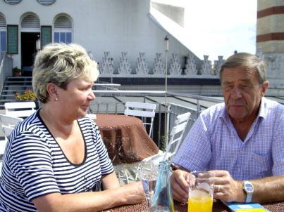 Ihr Gastgeber Inge und Peter Schildhauer