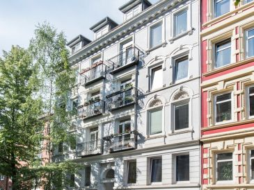 Holiday apartment Ellinghaus - Mitten im Leben un direkt am Park