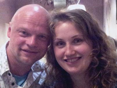 Ihr Gastgeber Jens und Yana Elling