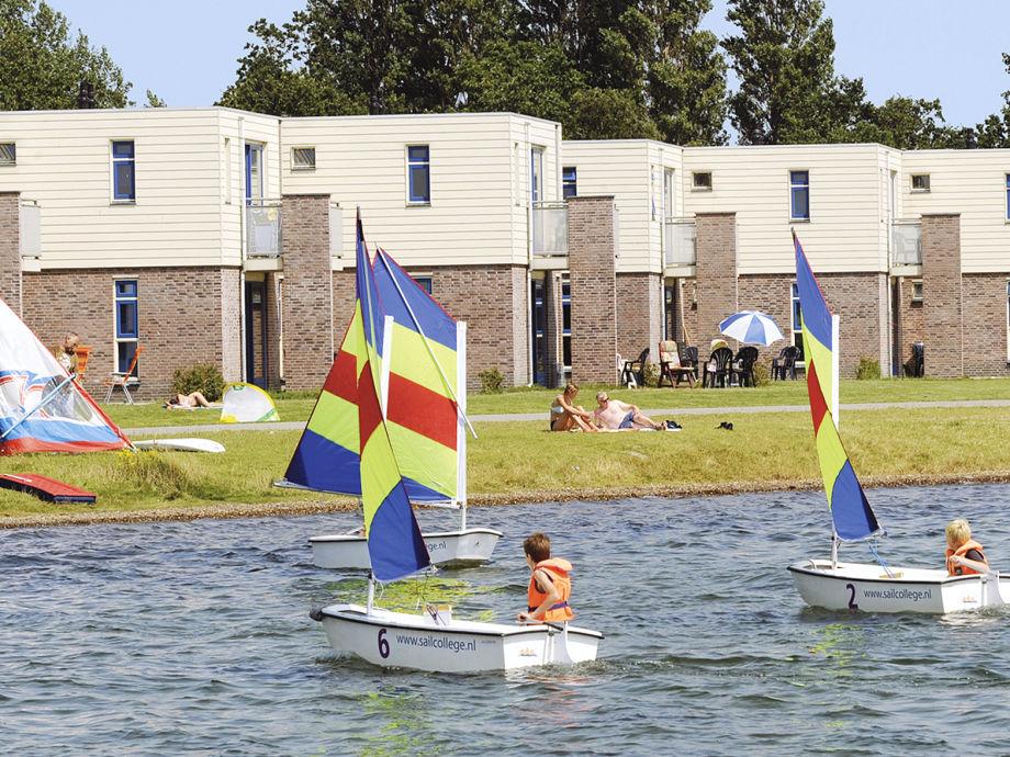 Apartment 4S im Ferienpark RCN de Schotsman