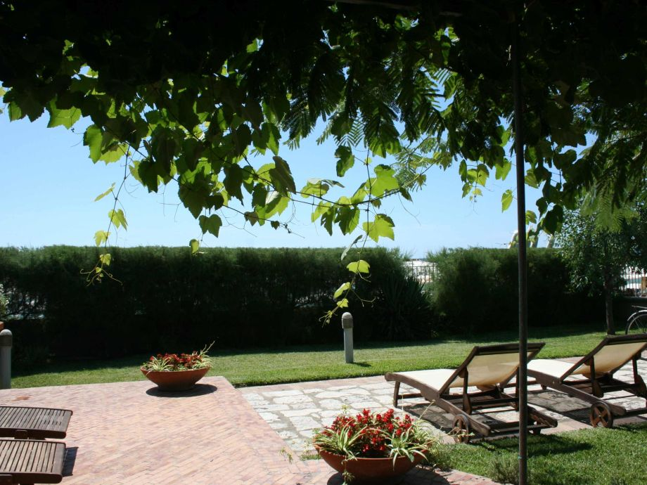 Terrasse Villa Baratta