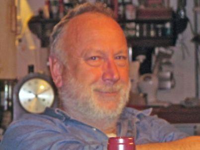 Ihr Gastgeber Peter Jörg