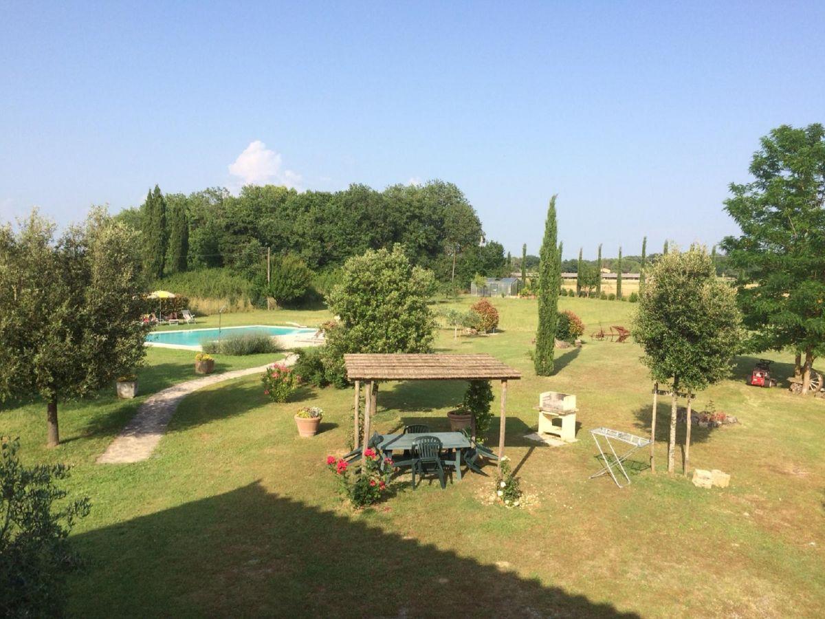 Ferienwohnung casa del contadino toskana florenz for Casa del barbecue