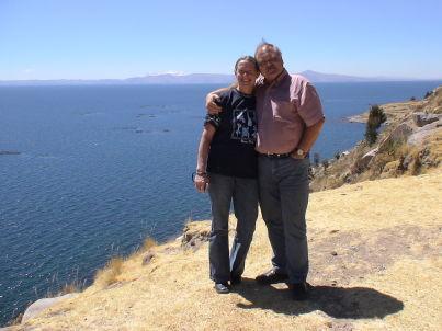 Ihr Gastgeber Christa und Dr. Joachim Wolff