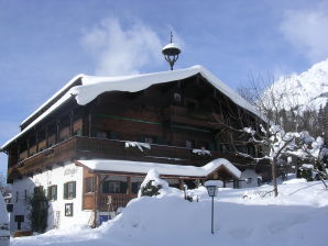 Bauernhof Millinghof in Leogang - Gästezimmer