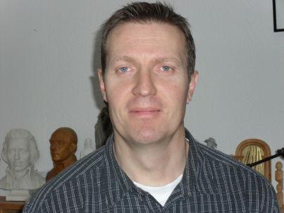 Your host Stefan Hauser