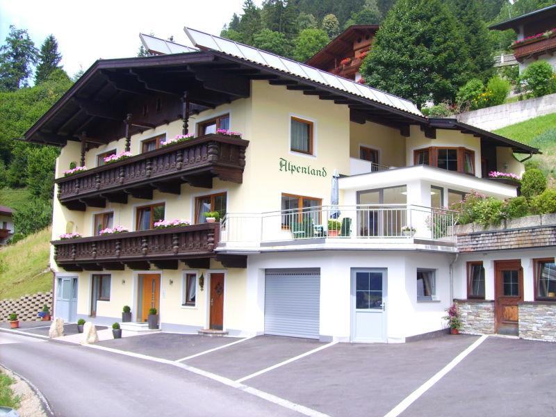 Ferienwohnung Haus Alpenland