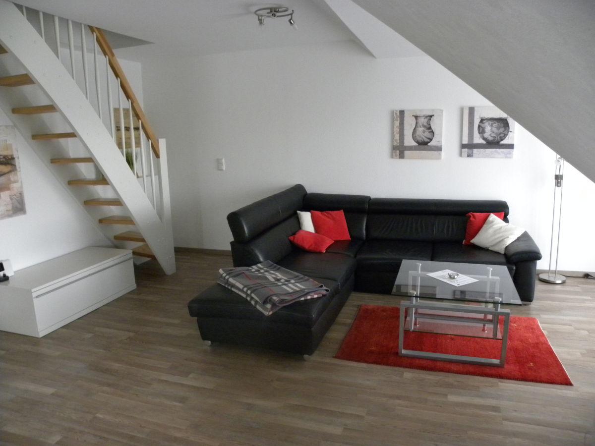 ferienwohnung wohnung 16 im 2 og haus stranddistel. Black Bedroom Furniture Sets. Home Design Ideas