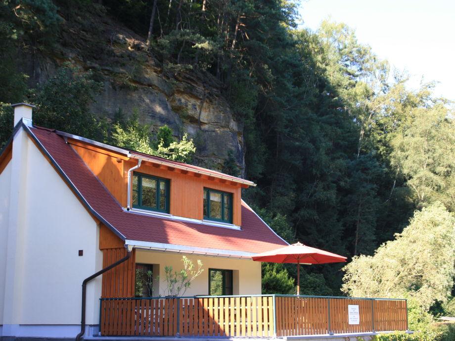 Außenaufnahme König nahe Bad Schandau