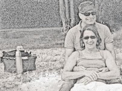 Ihr Gastgeber Sabine und Dieter Wunderlich