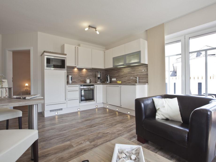 Wohnung 2 - Küchenbereich