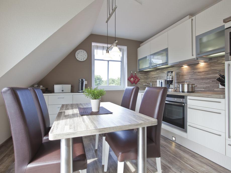 Wohnung 6 - Küchenbereich