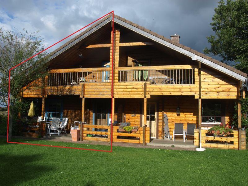 Ferienhaus - Finnhaus Schweda Nr. 2