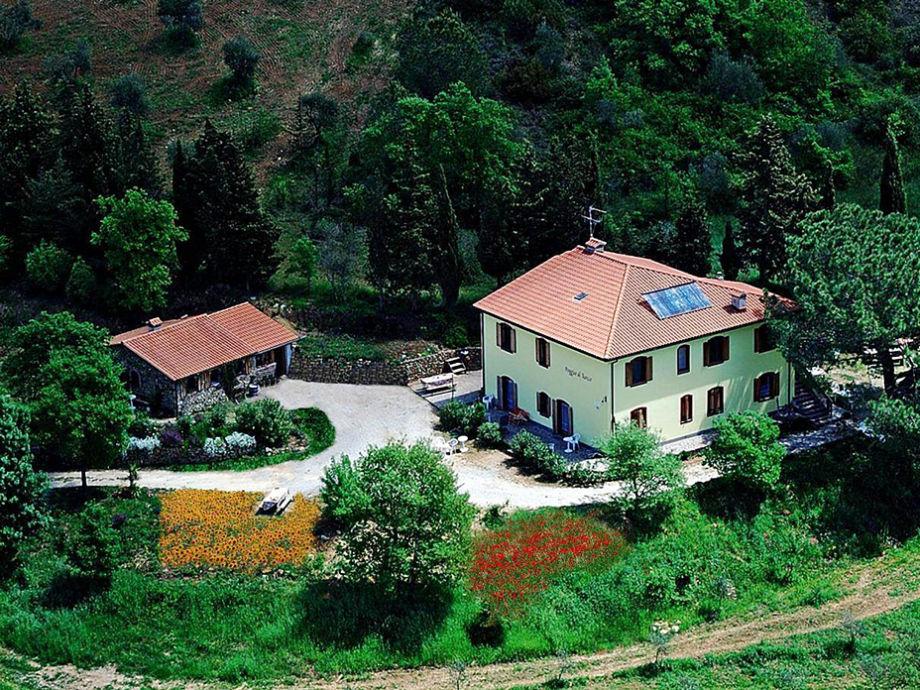 Ferienhaus mit Einraumwohnungen bzw.Dreiraumwohnungen