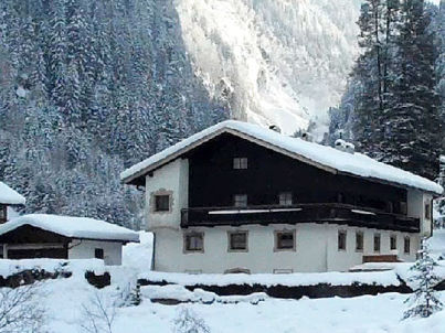 Apartment Ginzling Mayrhofen-Zillertal