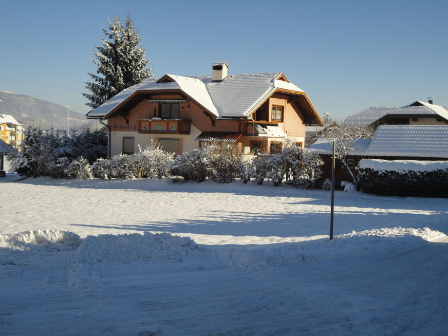 Winter 2013 - Viel Schnee in den Schigebieten