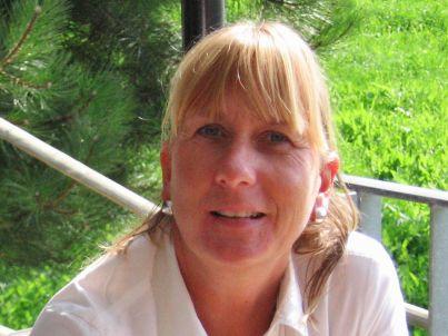 Your host Kerstin Becker
