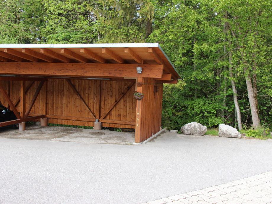 Ferienwohnung zugspitze im landhaus wiesenhof garmisch for Carport genehmigung bayern