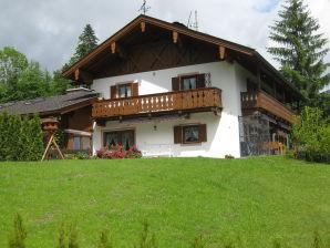 Ferienwohnung Zugspitze im Landhaus Wiesenhof