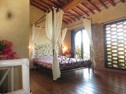 Appartment in echtem toskanischen Stil für traumhafte Ferien