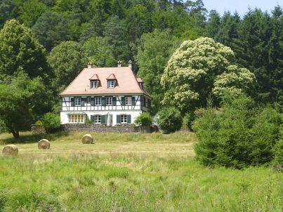 """Maison forestière """"Fischeracker"""""""