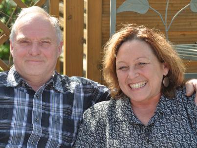 Ihr Gastgeber Ulrike und Horst Eisenacher