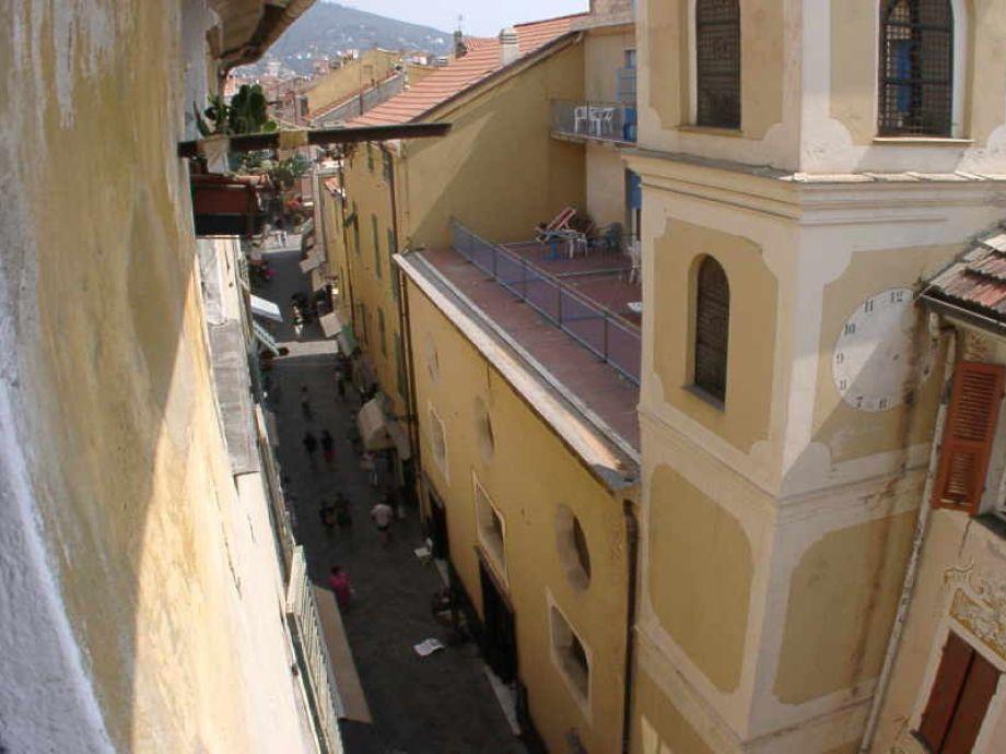 Außenaufnahme Apartamento Belmonte