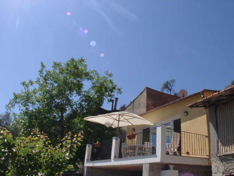 Außenaufnahme Casa Bicocca