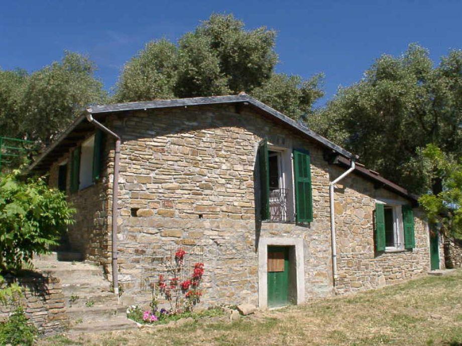 Außenaufnahme Casa dei Campi