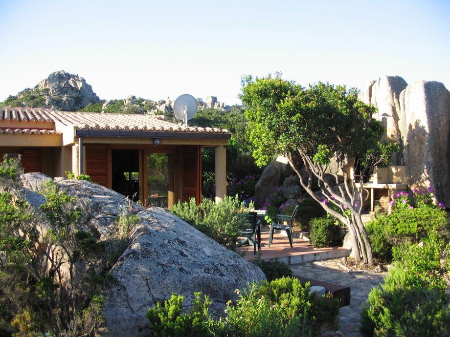 casa del Mirto - Veranda