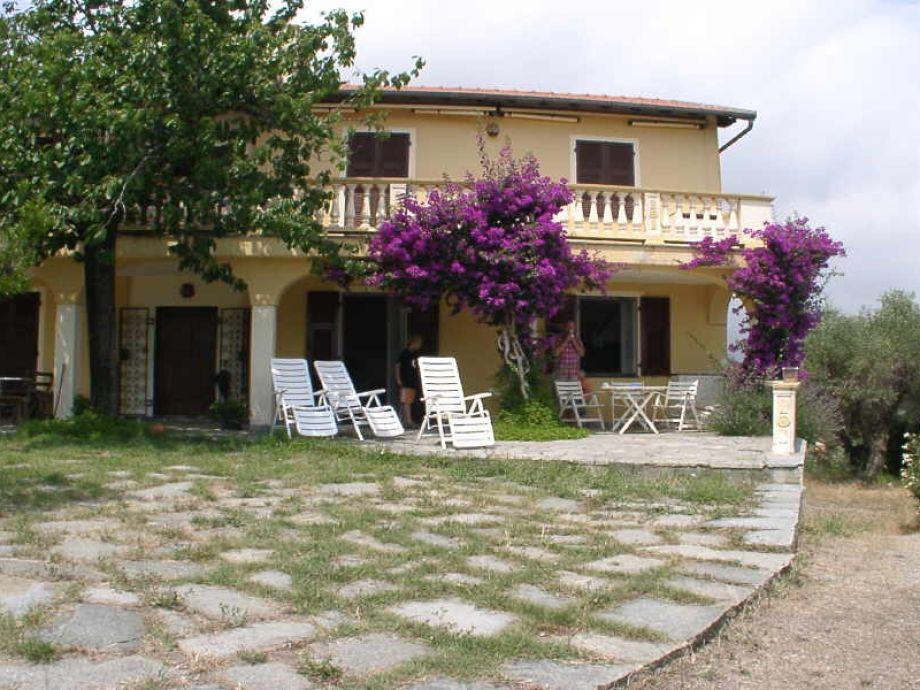 Außenaufnahme Casa Fiora