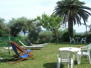 Ferienwohnung Le Tre Palme - Blu Iris