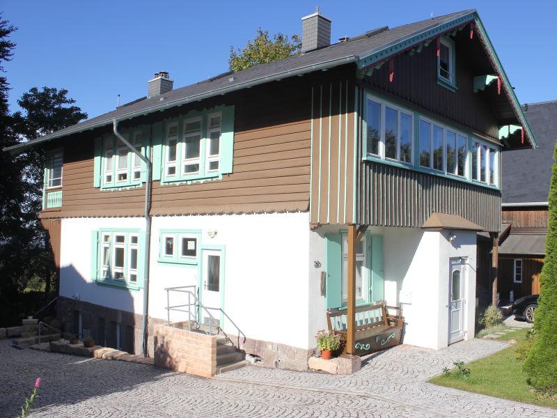 Ferienwohnung 4 - Villa Parkblick