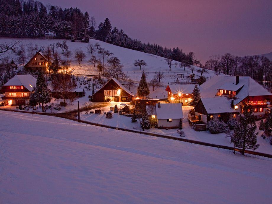 Winter im Kinzigtal