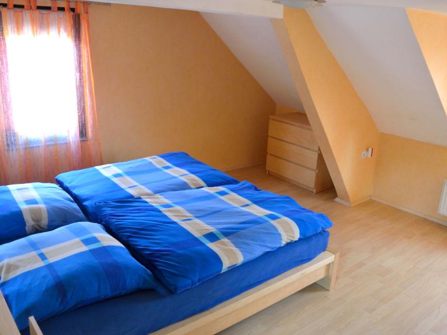 Schlafzimmer 3 / Dachgeschoss