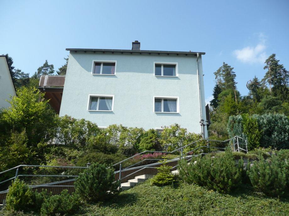 Haus am Waldesrand